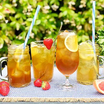 Refreshing Iced Teas - Right 4 All Blood Types