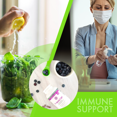 ​Your Personalized Nutrition Tool Kit for Immune Support
