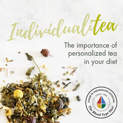 Individuali(tea): The Blood Type Specificity Behind the World's Most Popular Beverage