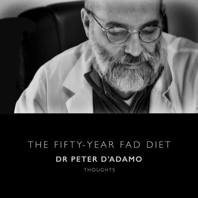 The Fifty-Year Fad Diet