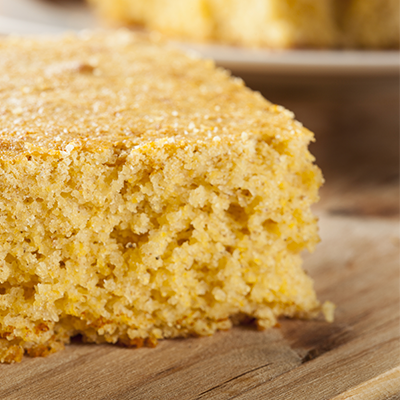 No-Corn Cornbread - Right 4 All Blood Types