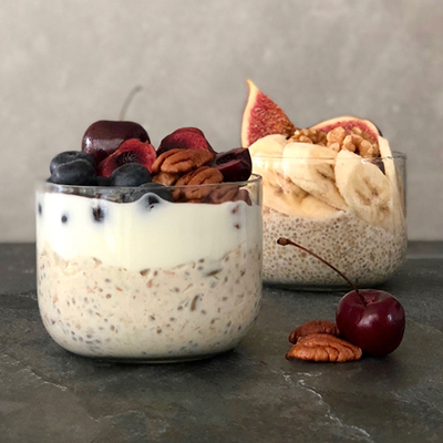 Overnight Oats - Right 4 All Blood Types