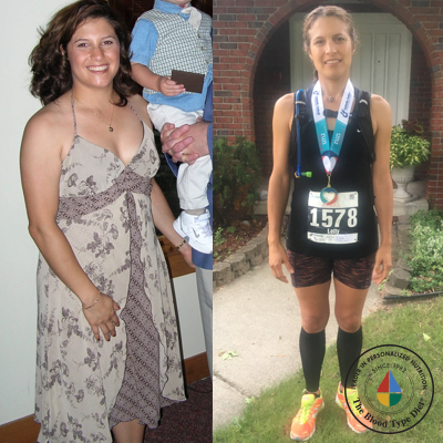 Leticia M. - Blood Type Diet Success Story