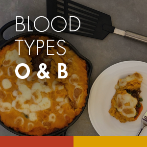 Shepherd's Pie (Blood Types O & B)