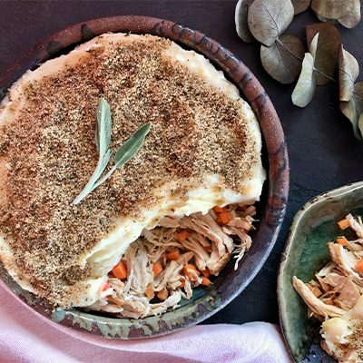 Thanksgiving Turkey & Parsnip Bake | Right 4 All Types
