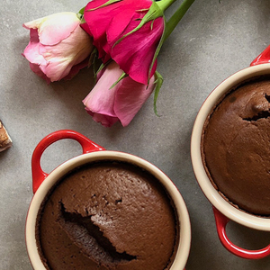 Baked Chocolate Mousse - Right 4 All Blood Types