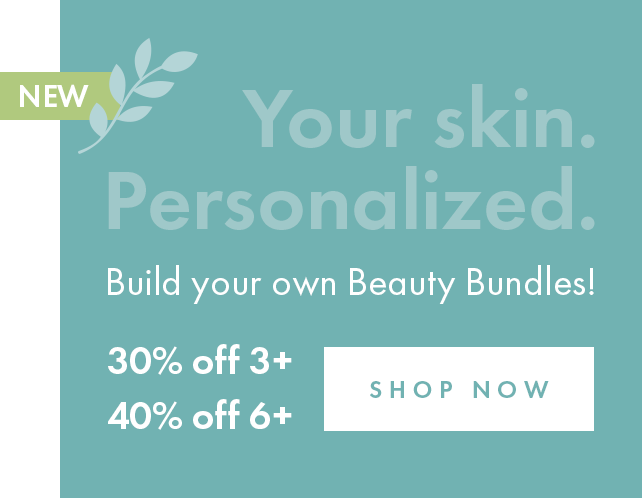 Personalized Skin Care Bundles