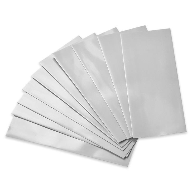 18650 Battery Wraps - 10pcs - Gray