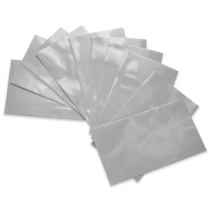 26650 Battery Wraps - 10pcs - Gray