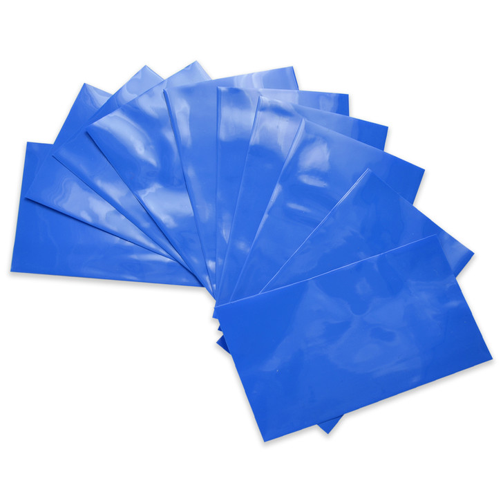 26650 Battery Wraps - 10pcs - Blue