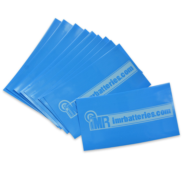 26650 Battery Wraps - 10pcs - IMR