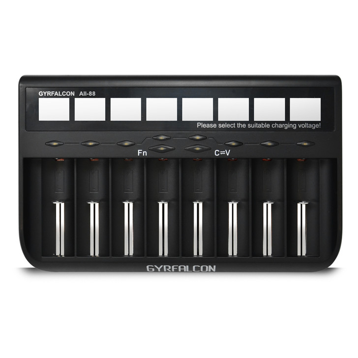 GYRFALCON All-88 8 Channel Digital Battery Charger