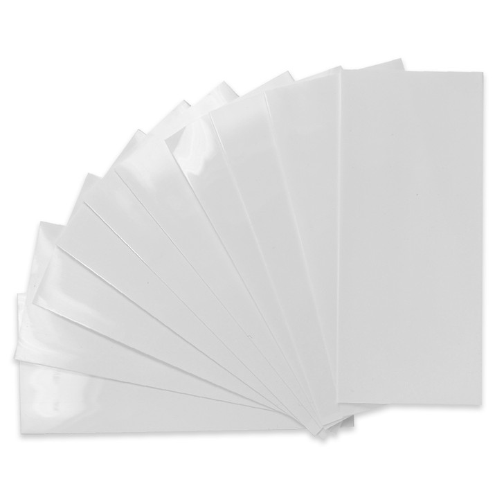 20700 Battery Wraps - 10pcs - White