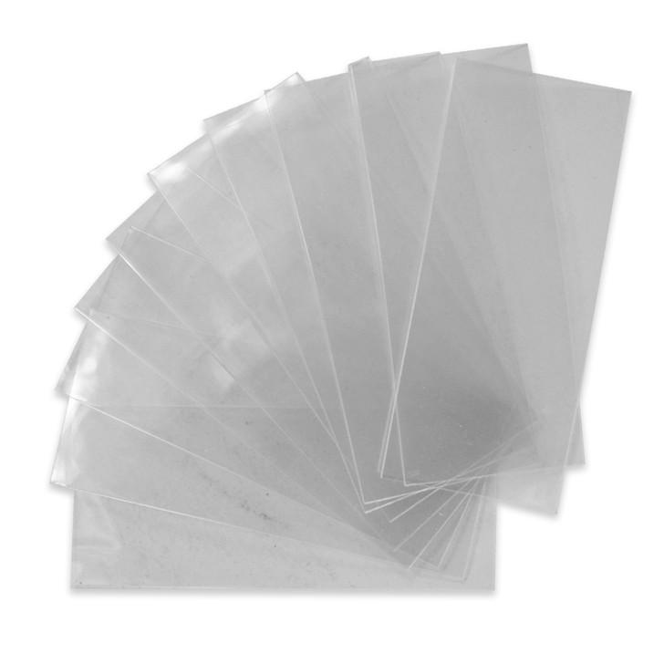 20700 Battery Wraps - 10pcs - Clear