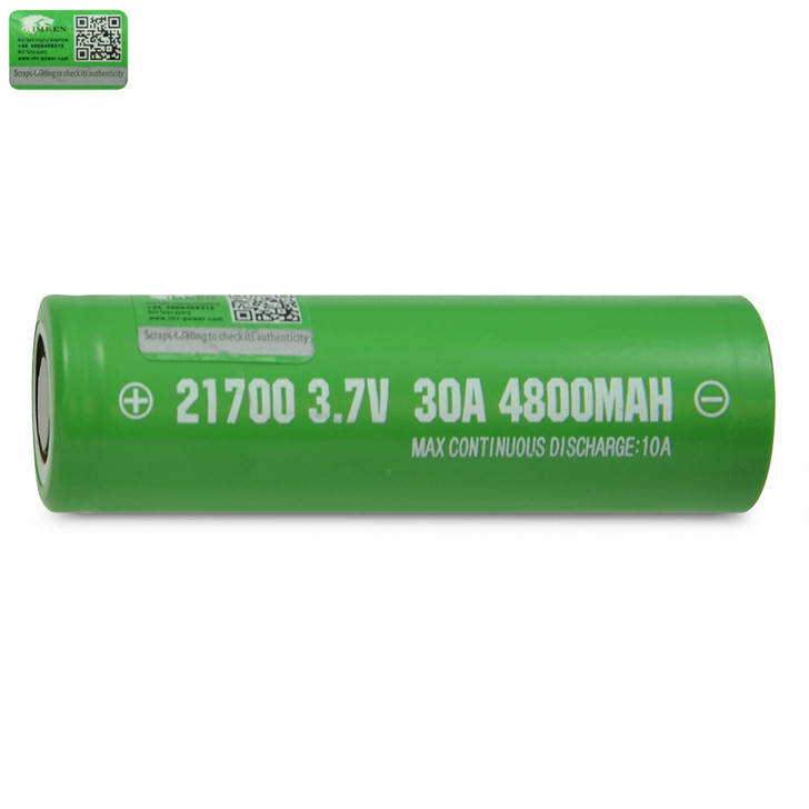IMREN 21700 4800mAh Battery