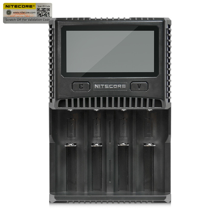 Nitecore SC4 4 Channel Battery Charger