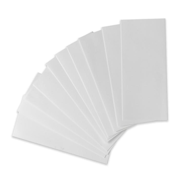21700 Battery Wraps - 10pcs - White
