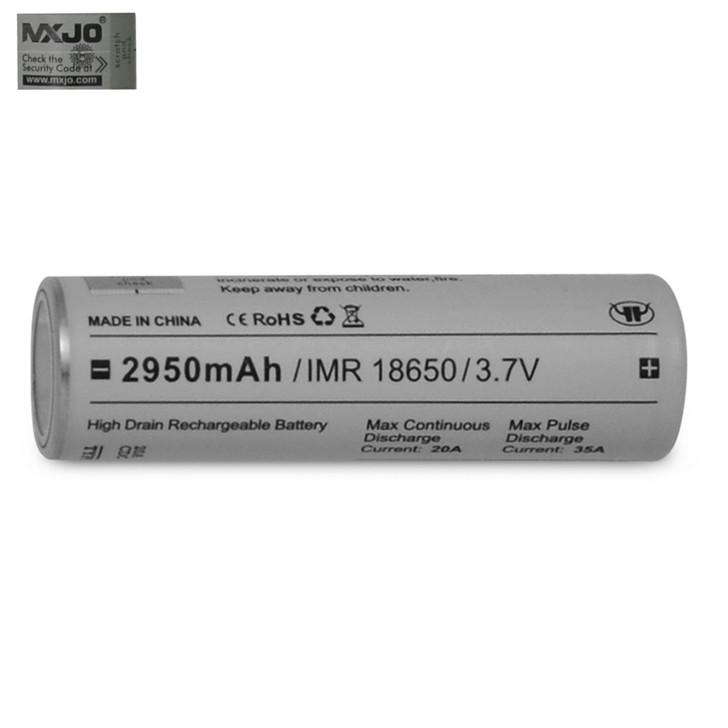 MXJO 18650 2950mAh 20A Battery