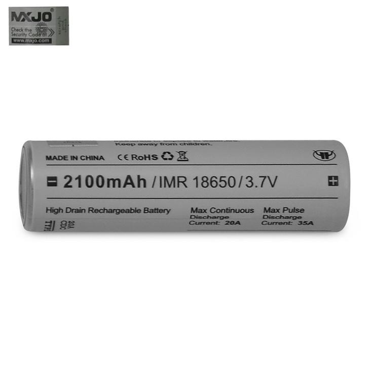 MXJO 18650 2100mAh 20A Battery