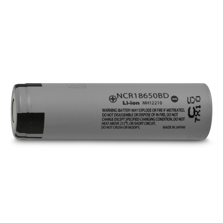 Panasonic NCR18650BD 3180mAh 10A Battery
