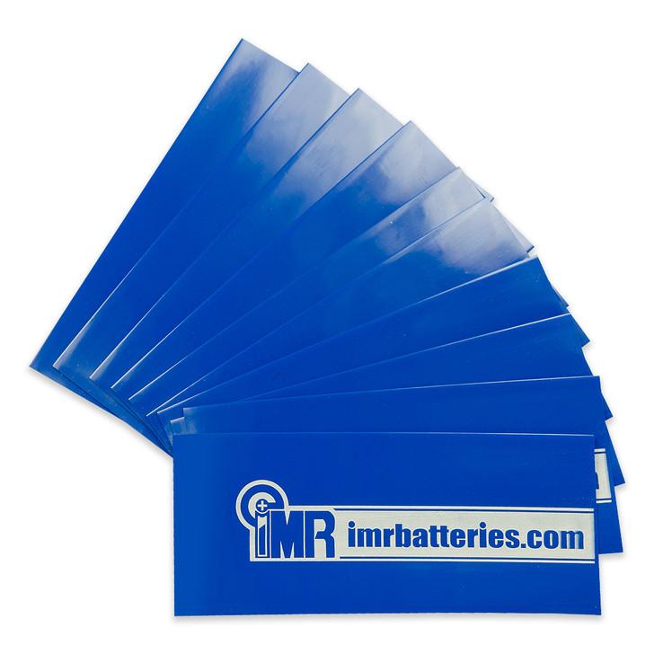 20700 / 21700 Battery Wraps - 10pcs - IMR