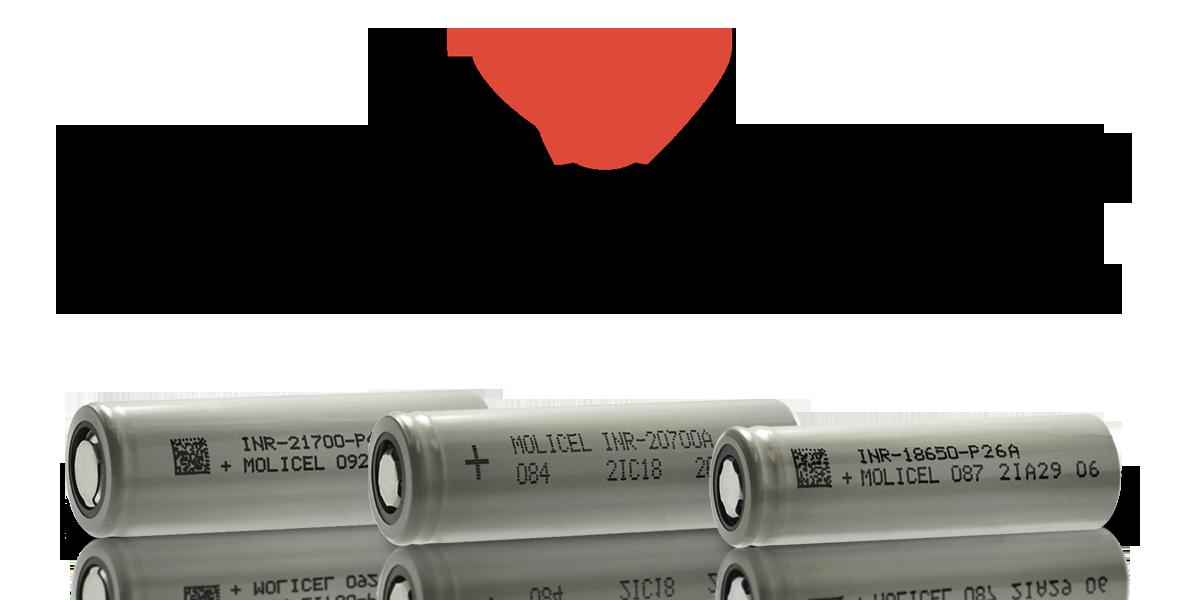 MOLICEL Brand Batteries