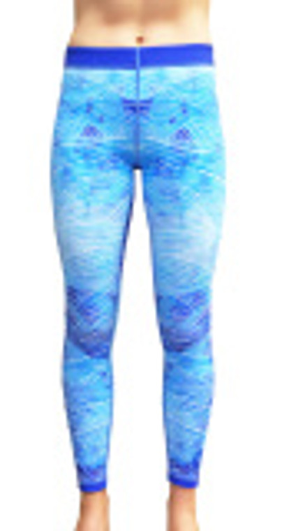 Azur Wave Surf Tights