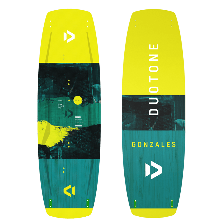 Duotone 20 Gonzales board & fins only