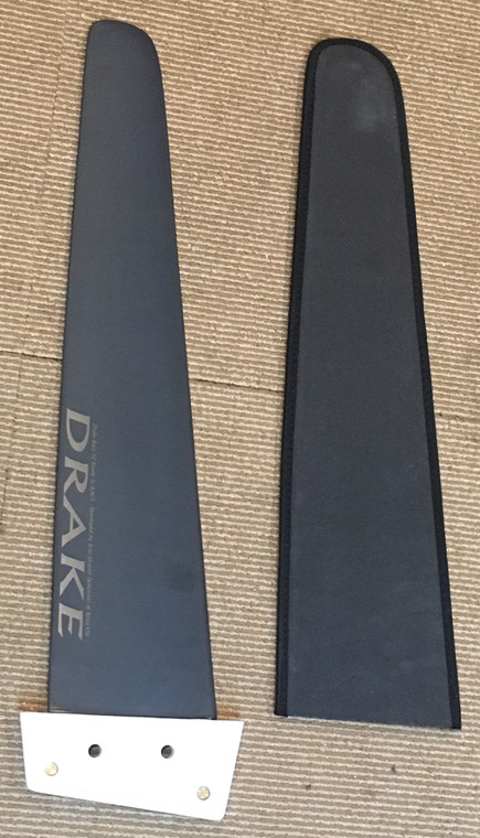 DRAKE FIN 52CM DTT READY TO RACE