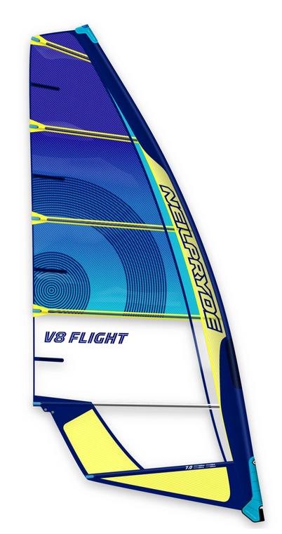 Neil Pryde 2021 V8 Flight