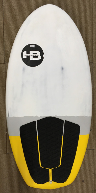 """Hot Buttered Tow Foil Board 3'2"""""""