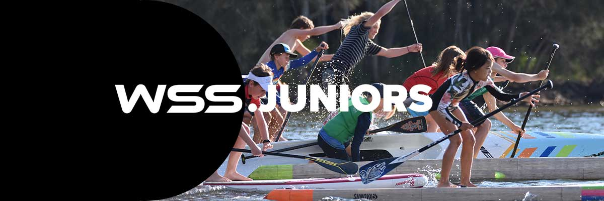 WSS Boards SUP Juniors Program