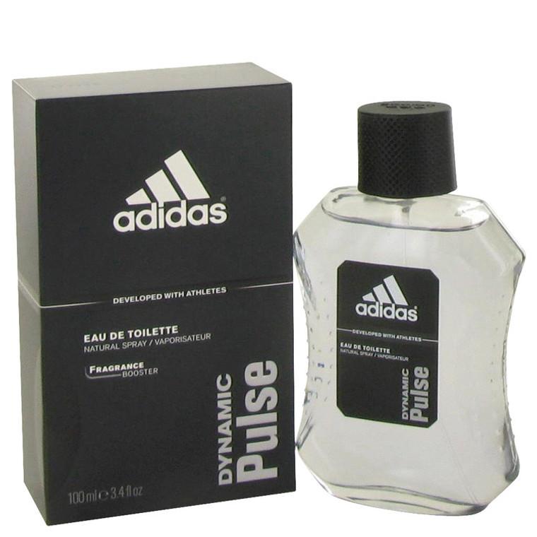 Dynamic Pulse By Adidas 3.4 oz Eau De Toilette Spray for Men