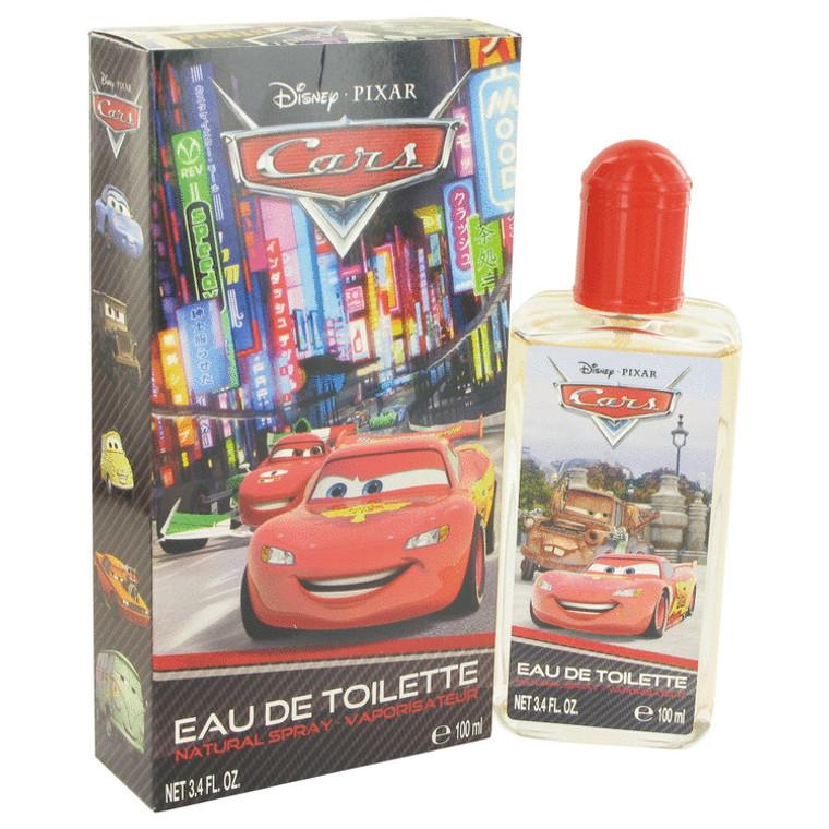 Cars By Pixar 3.4 oz Eau De Toilette Spray for Men