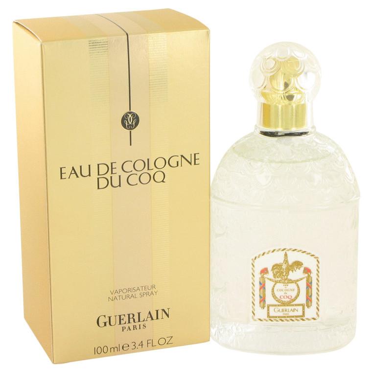 Du Coq By Guerlain 3.4 oz Eau De Cologne Spray for Men