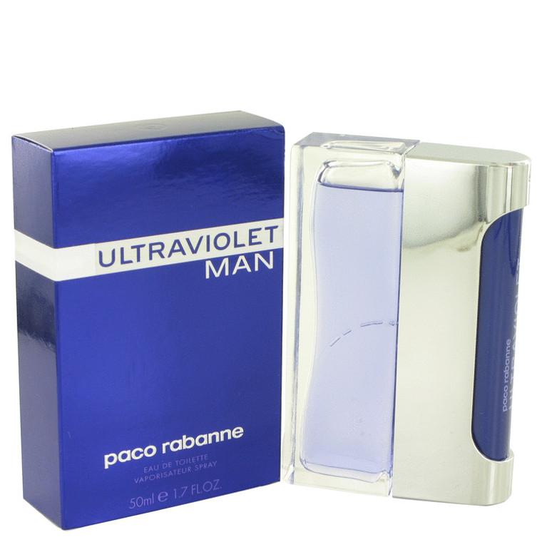 Ultraviolet By Paco Rabanne 1.7 oz Eau De Toilette Spray for Men