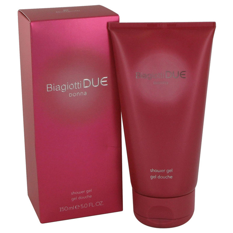 Due By Laura Biagiotti 5 oz Shower Gel for Women