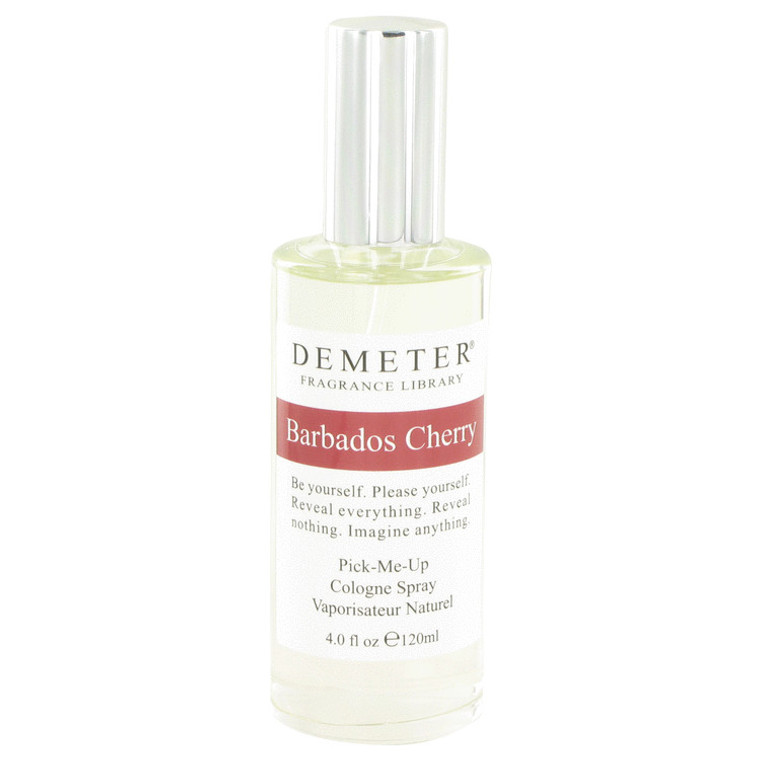 Barbados Cherry by Demeter 4 oz Cologne Spray for Women