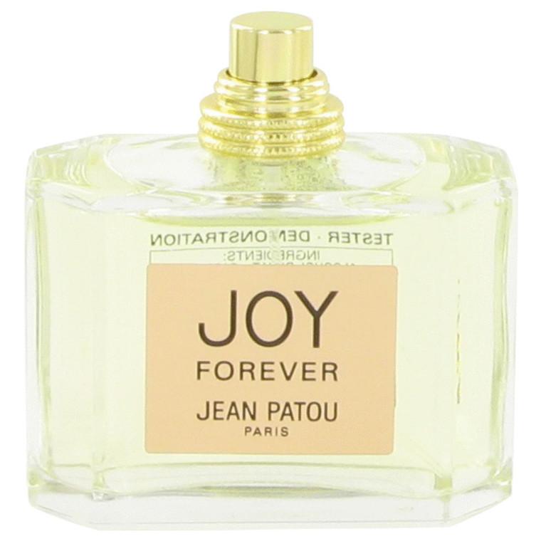 Joy Forever By Jean Patou 2.5 oz Tester Eau De Parfum Spray for Women