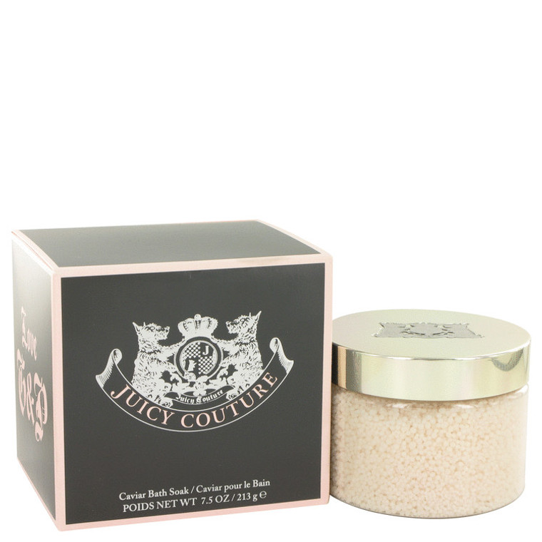 Juicy Couture By Juicy Couture 7.5 oz Caviar Bath Soak for Women