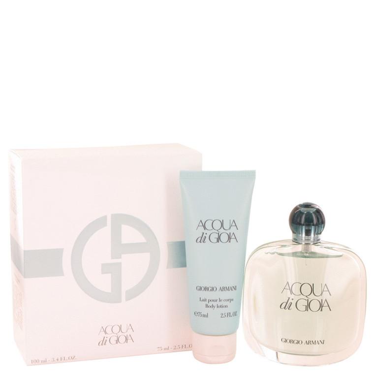 Acqua Di Gioia By Giorgio Armani Gift Set