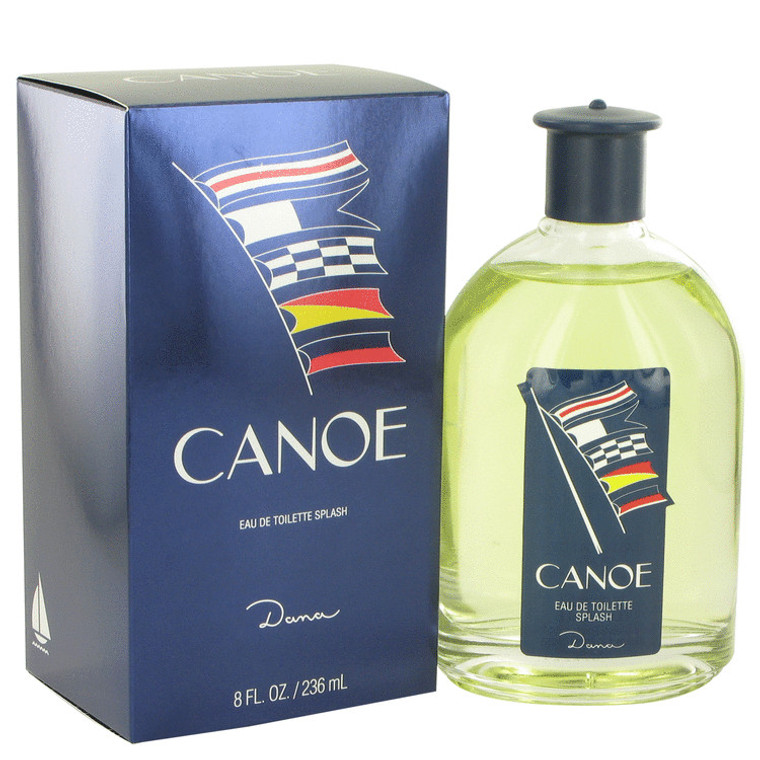 Canoe By Dana 8 oz Eau De Toilette for Men
