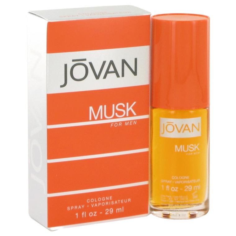 Musk By Jovan 1 oz Cologne Spray for Men