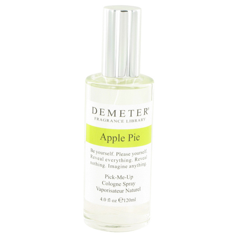 Apple Pie by Demeter 4 oz Cologne Spray for Women