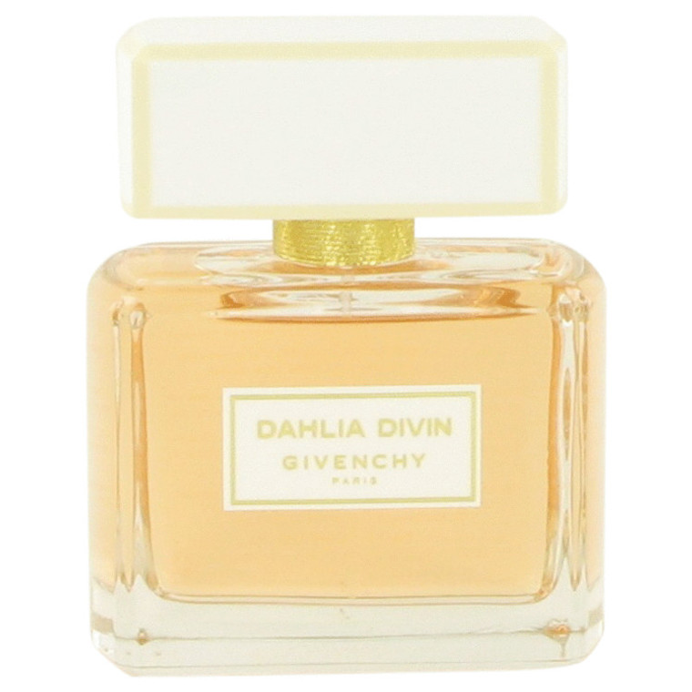 Dahlia Divin By Givenchy 2.5 oz Tester Eau De Parfum Spray for Women