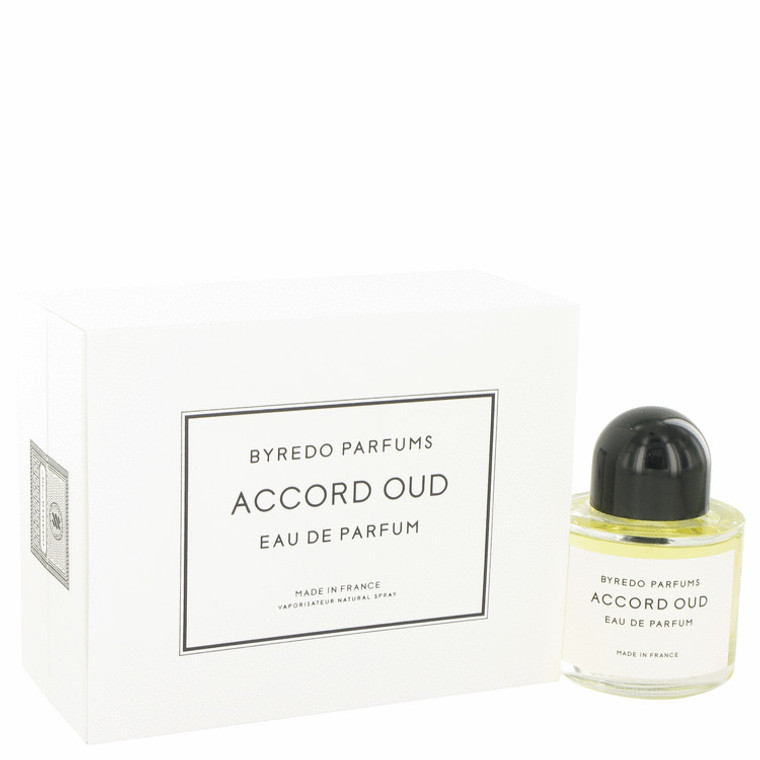 Accord Oud By Byredo 3.4 oz Eau De Parfum Spray Unisex