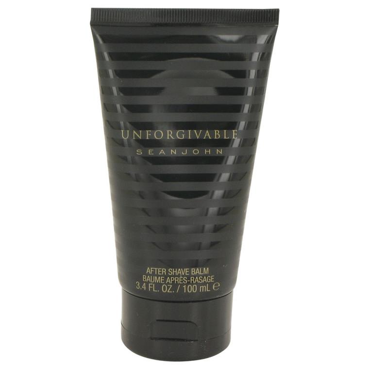 Unforgivable By Sean John 3.4 oz After Shave Balm for Men