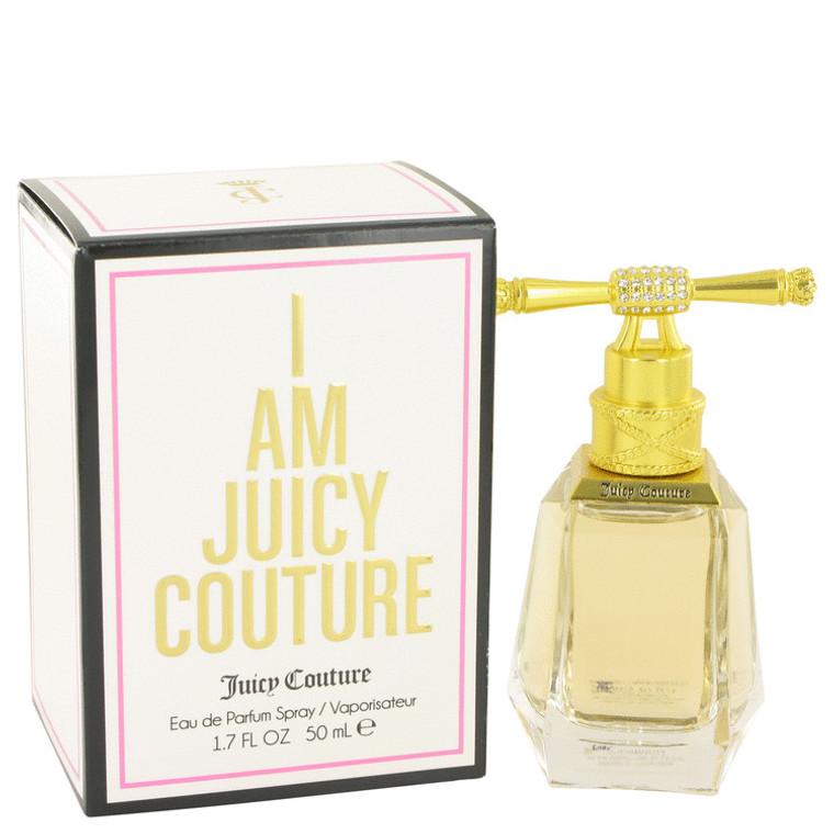 I Am Juicy Couture By Juicy Couture 1.7 oz Eau De Parfum Spray for Women