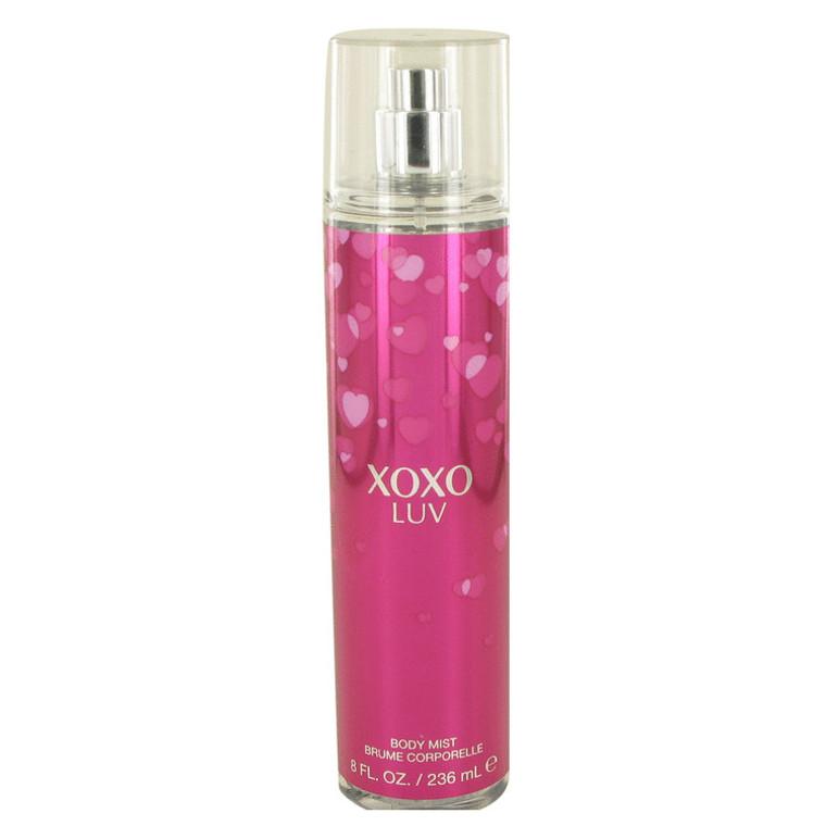 XOXO Luv By Victory International 8 oz Body Mist for Women