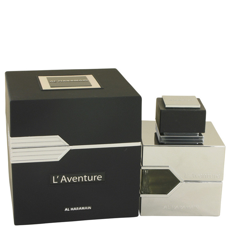 L'Aventure By Al Haramain 3.3 oz Eau De Parfum Spray for Men